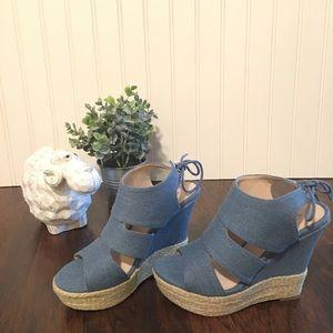 ⭐️LAST PAIR ! Wedge sandals